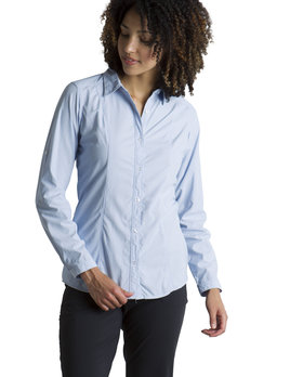 EXOFFICIO ExOfficio Bugs Away Zeta Stripe Long Sleeve Shirt