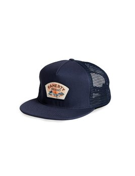 Faherty Faherty 5-panel Trucker Hat