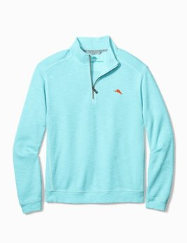 TOMMY BAHAMA Tommy Bahama Tobago Bay Half Zip Sweater