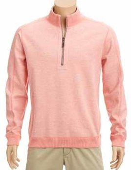 TOMMY BAHAMA Tommy Bahama New Flipsider Half Zip Reversible Sweater