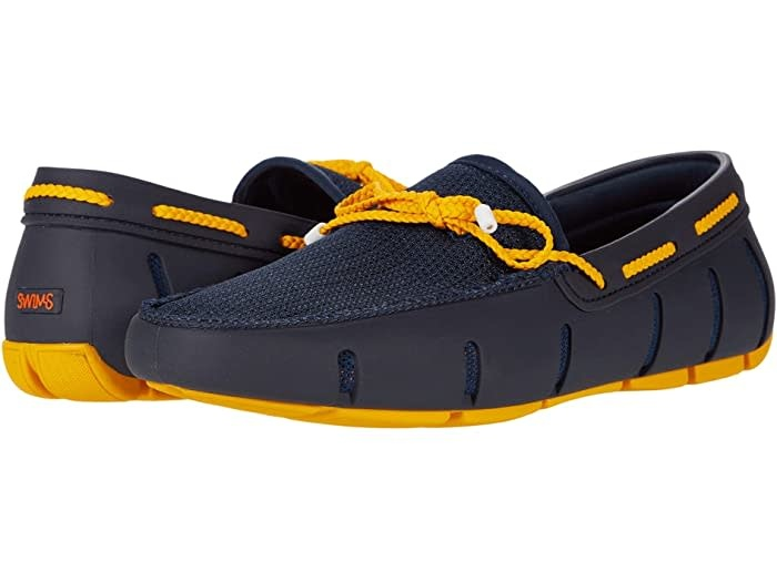 SWIMS Braided Lace Loafer SWIMS