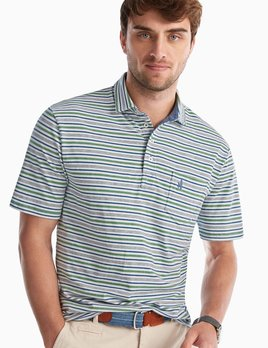 Johnnie-O Johnnie-O The Original Bale Stripe Polo