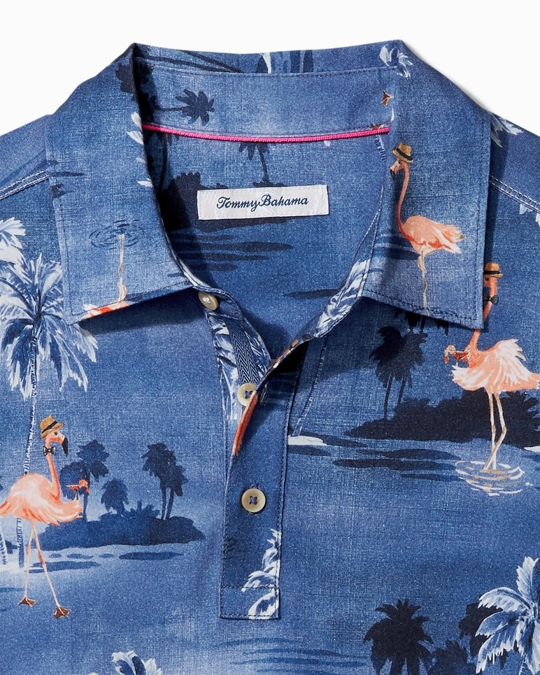 TOMMY BAHAMA Tommy Bahama Flow Mingle Polo