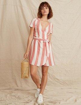 Marine Layer Marine Layer - Frances Wrap Dress