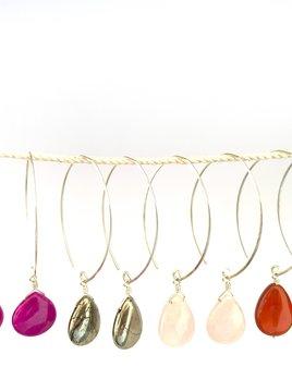 Noon Island Jewelry Earrings - sterling silver