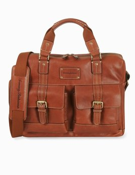 TOMMY BAHAMA Tommy Bahama Leather Briefcase