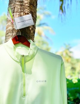 ORVIS Orvis Outsmart Tech 1/4 Zip