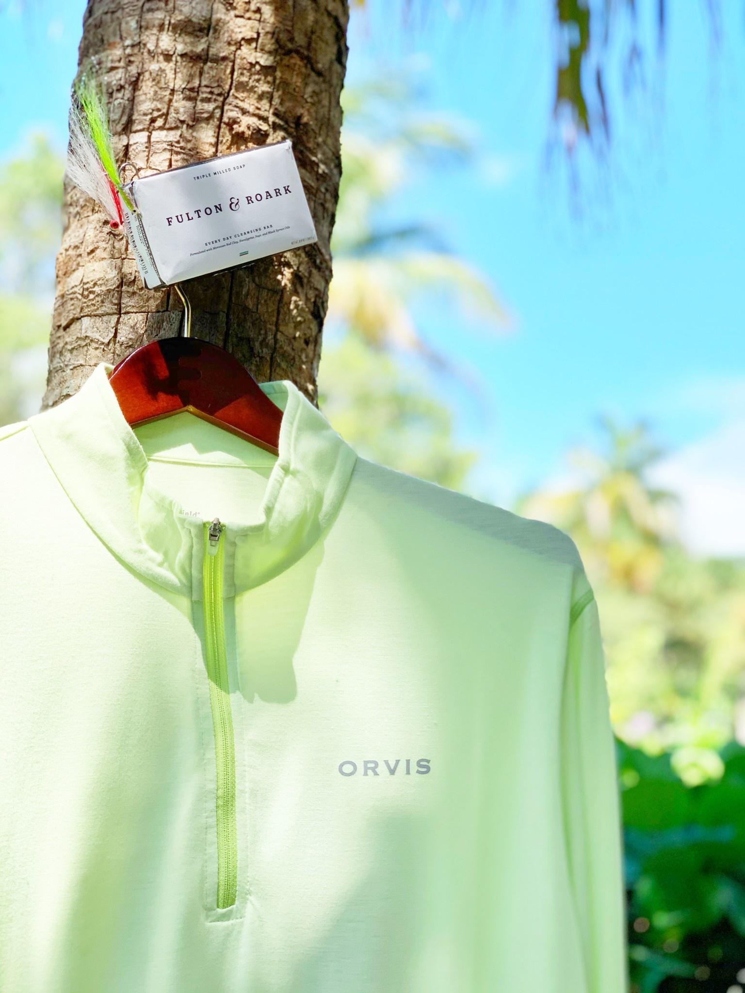 ORVIS Orvis Outsmart Tech 1/4 Zip