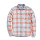 Faherty Faherty Reversible Belmar Shirt - FOLIAGE PLAID