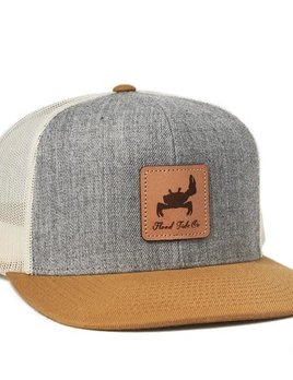 FLOOD TIDE CO Flood Tide Co. Ropin Crab Trucker Hat