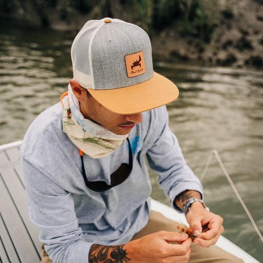 FLOOD TIDE CO Flood Tide Co. Ropin Crab Trucker Hat