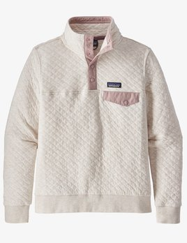 PATAGONIA Patagonia Womens Organic Cotton Quilt Pullover