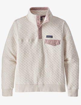 PATAGONIA Patagonia Womens Organic Cotton Quilt Pullover