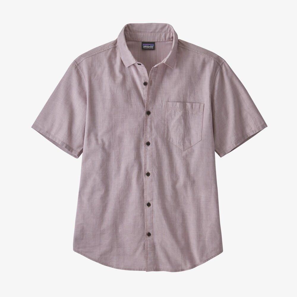 PATAGONIA Patagonia M's Organic Cotton Slub Poplin Shirt