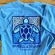 BIG HED DESIGNS Big Hed Bold Turtle Sanibel T-shirt