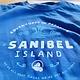 BIG HED DESIGNS Big Hed 3-Icon Sanibel Palm Tree Tshirt