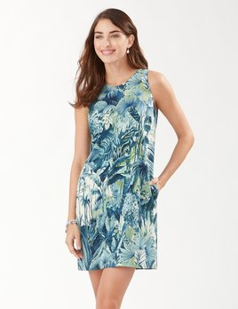 TOMMY BAHAMA Tommy Bahama Cabana Jungle Shift Dress