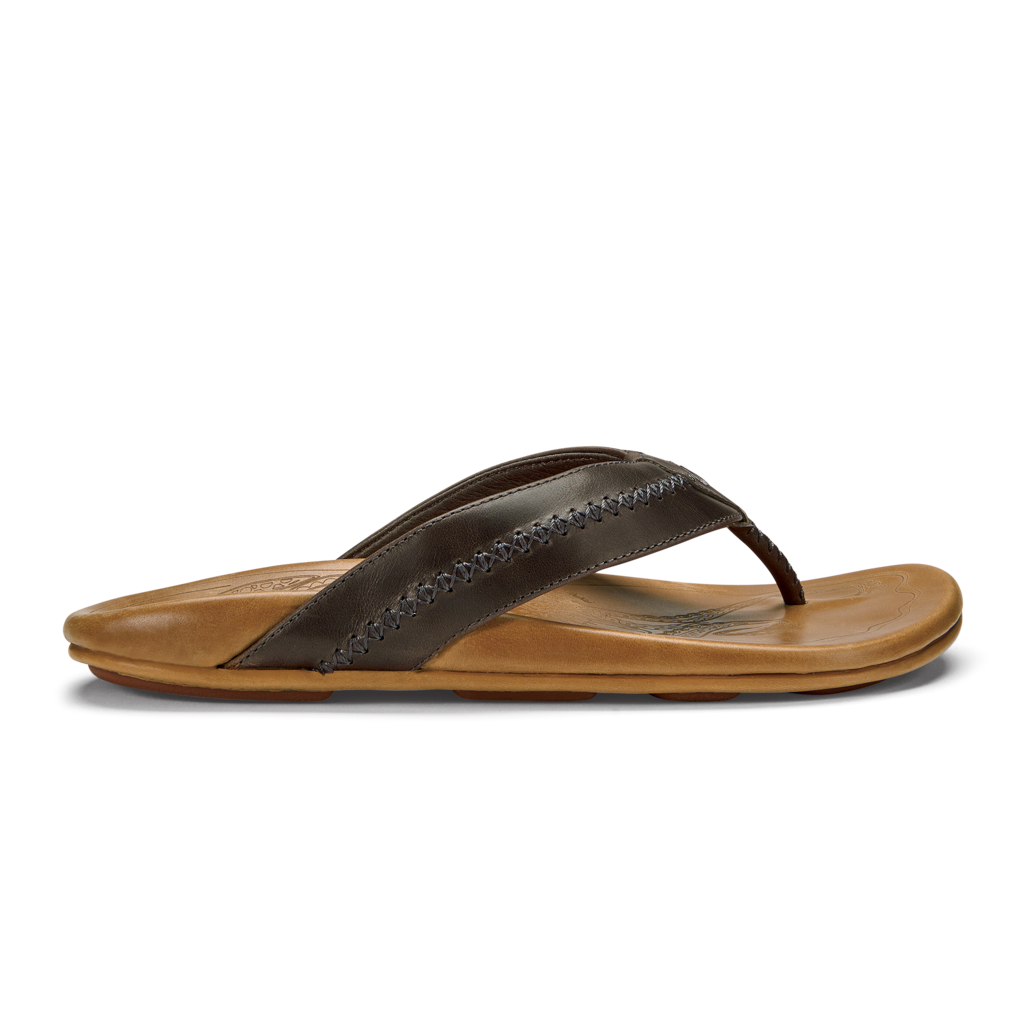 OLUKAI Olukai Leather Sandal MEA OLA