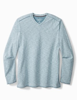 TOMMY BAHAMA Tommy Bahama Fray Day Harbor L/S V-NK