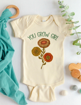 The Funnel Cake Tree The Funnel Cake Tree You Grow Girl Onesie