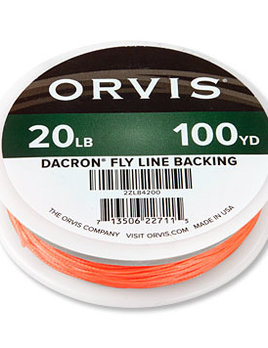 ORVIS HI-VIS DACRON BACKING