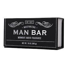 COMMONWEALTH SOAP MAN BAR SOAP