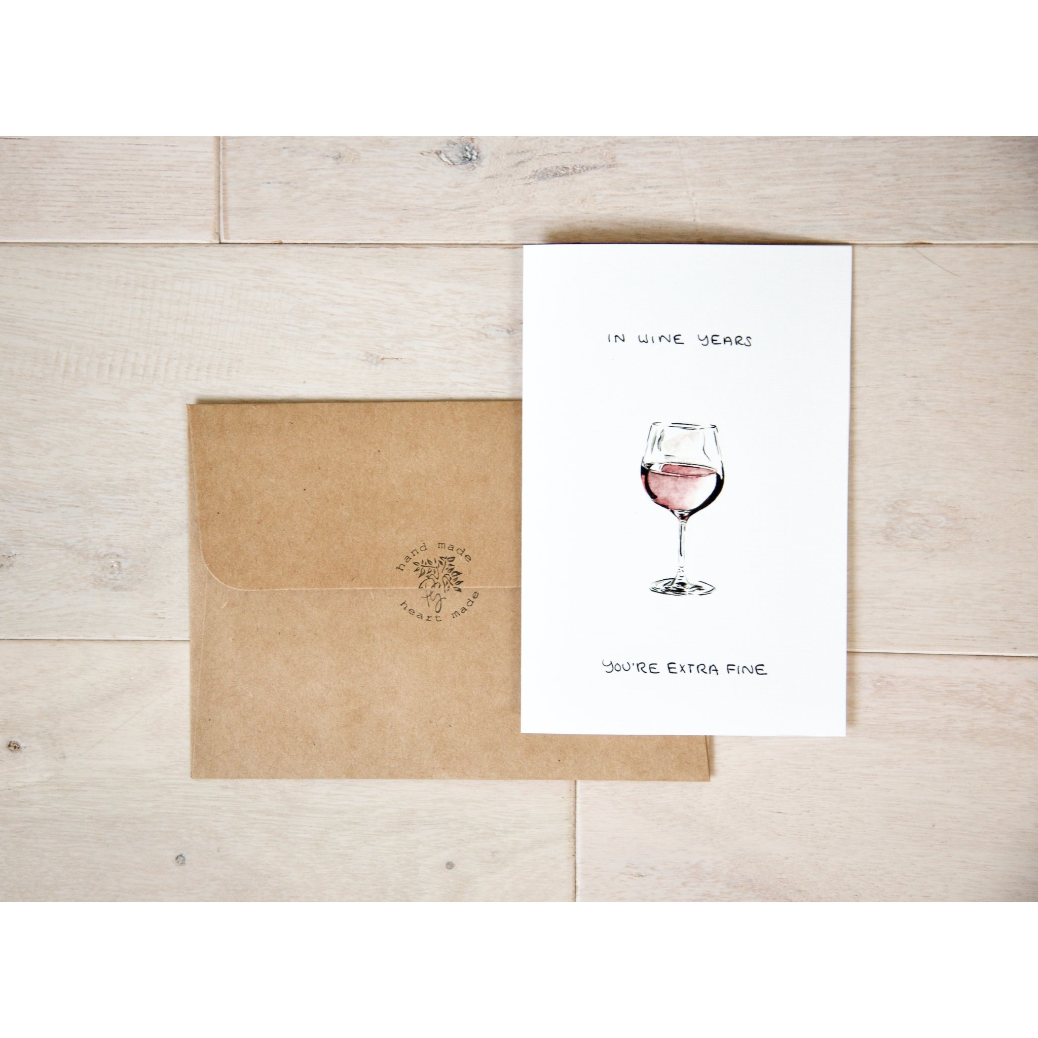 Faire Drink Greeting Cards