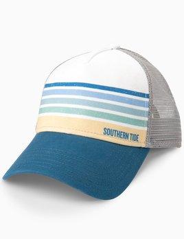 Southern Tide Sundown Stripe Trucker