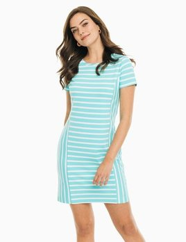 Southern Tide Southern Tide Pippa Striped Perf Dress
