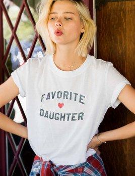 Sub-Urban Riot Sub-Urban Riot Favorite Daughter Tee
