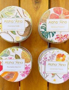 Faire Maui Soap Co Tin Candle - Multiple Fragrances
