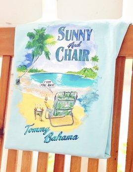 TOMMY BAHAMA Tommy Bahama Sunny and Chair Tee