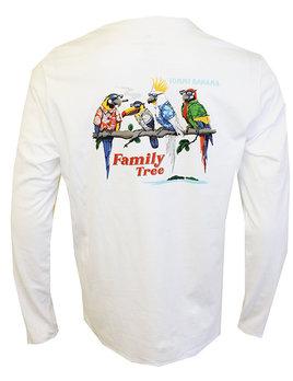 TOMMY BAHAMA FAMILY TREE TEE LS