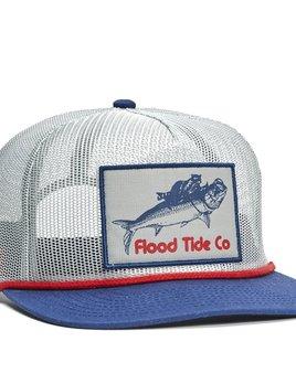 FLOOD TIDE CO Flood Tide Saltwater Cowboy Trucker Hat