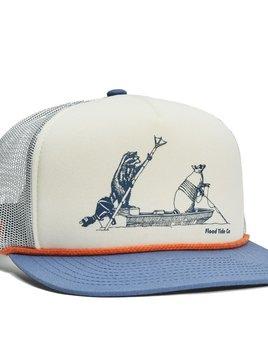 FLOOD TIDE CO Flood Tide Fishin' Friends Foam Trucker Hat
