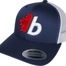 b-sharp ottawa Trucker Hat