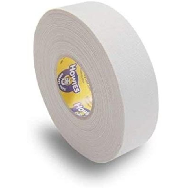 """Howies White Cloth Tape 1"""" 25yd"""