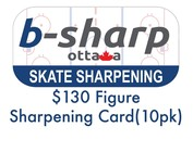 Sharpening Cards
