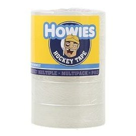 """Howies 5 Pack Clear Tape 1"""" x 25yd"""