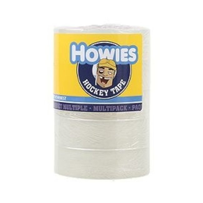 """Howies Howies 5 Pack Clear Tape 1"""" x 25yd"""