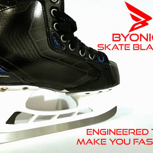 Byonic Skate Blades Byonic Edge Brushed