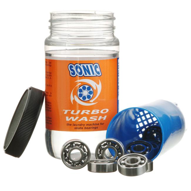 Sonic Turbo Wash