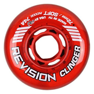 Revision Hockey Wheels Clinger Indoor 74A