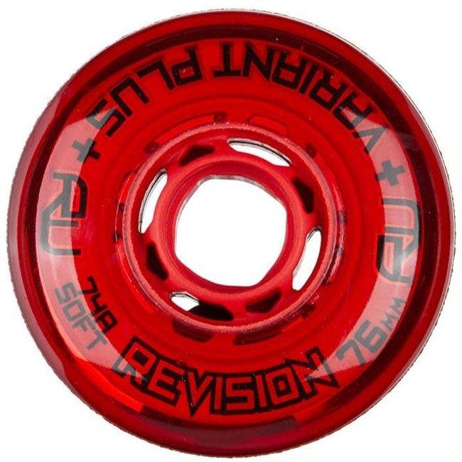 Revision Hockey Wheels Variant Plus 74A
