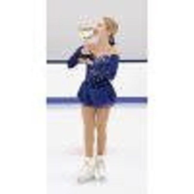 Jerry's Skating World 539 Captivating Dress