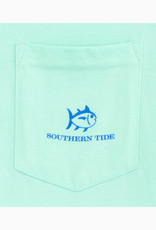 SOUTHERN TIDE SUNSET JEEP TEE LS