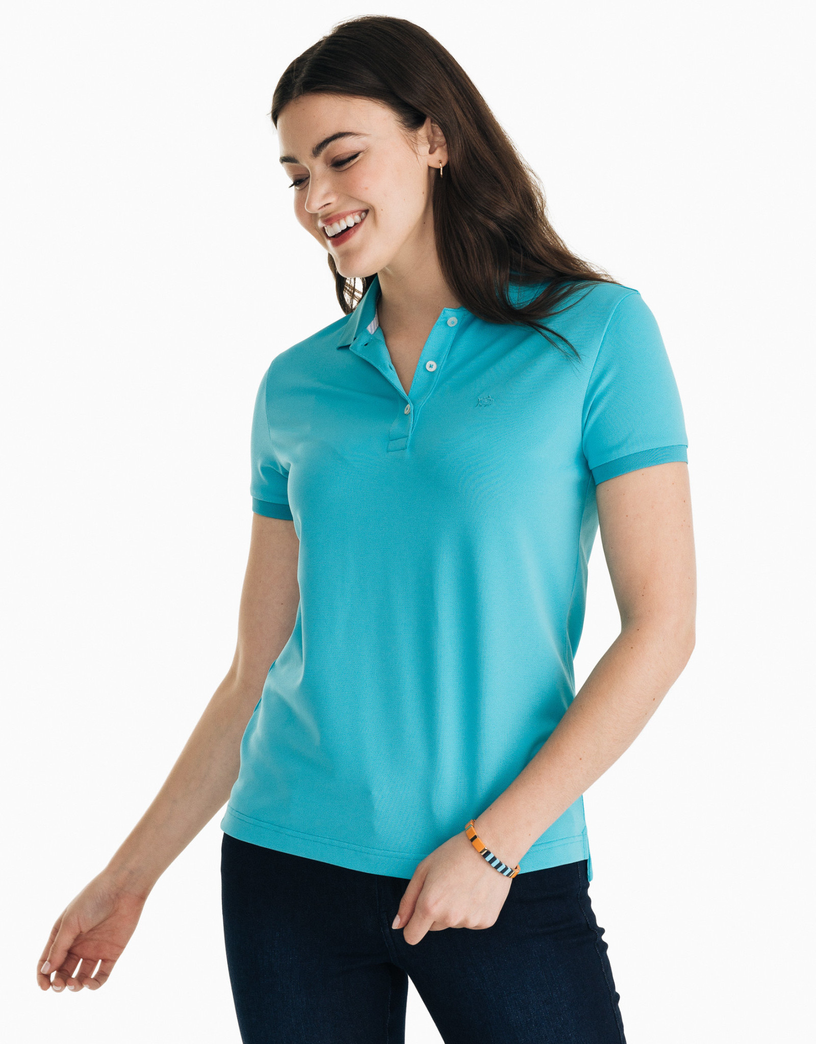 SOUTHERN TIDE JACKEE PERFORMACE POLO