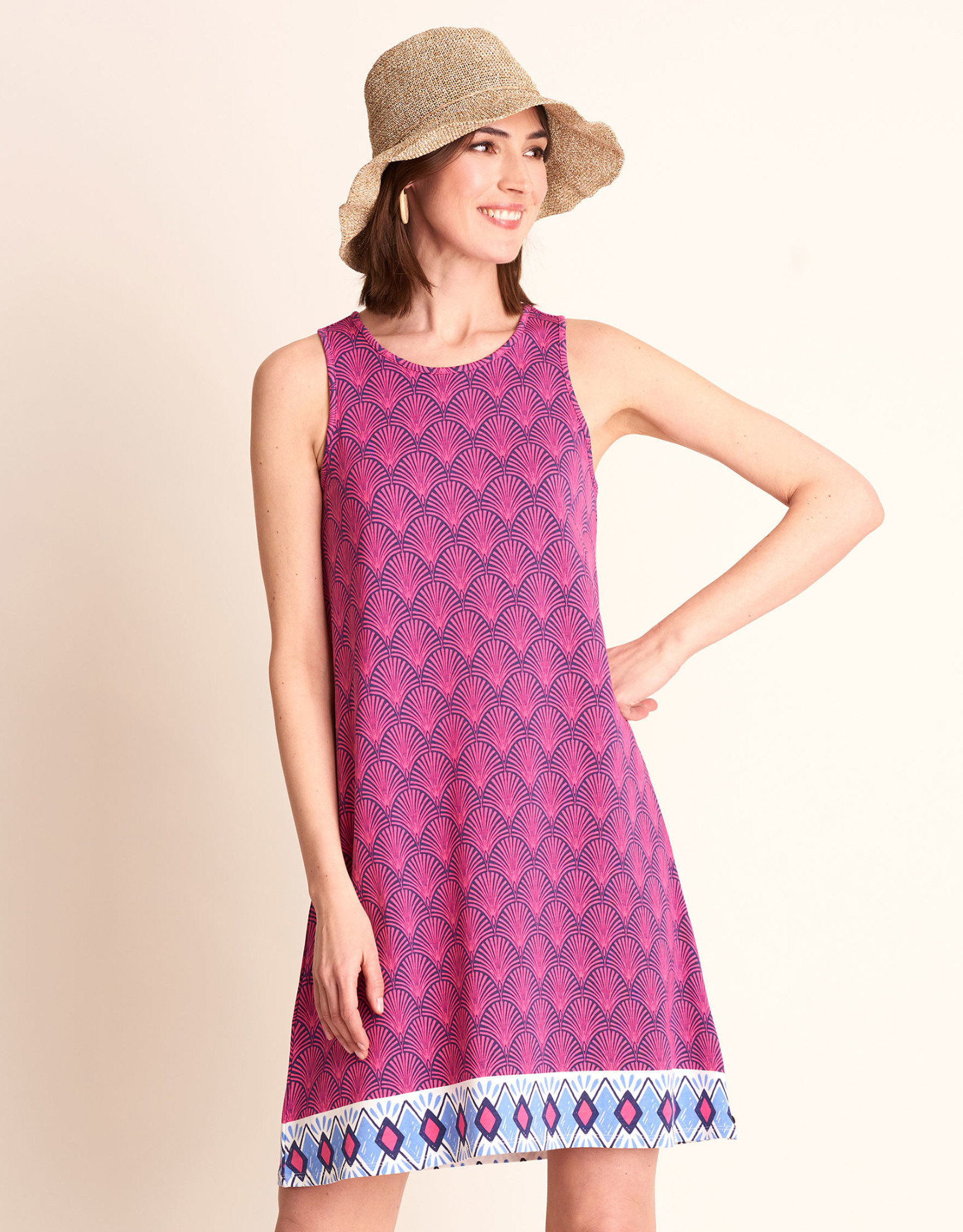 HATLEY BELLA TANK DRESS