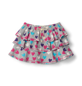 LITTLE BLUE HOUSE (HATLEY) RUFFLE SKIRT