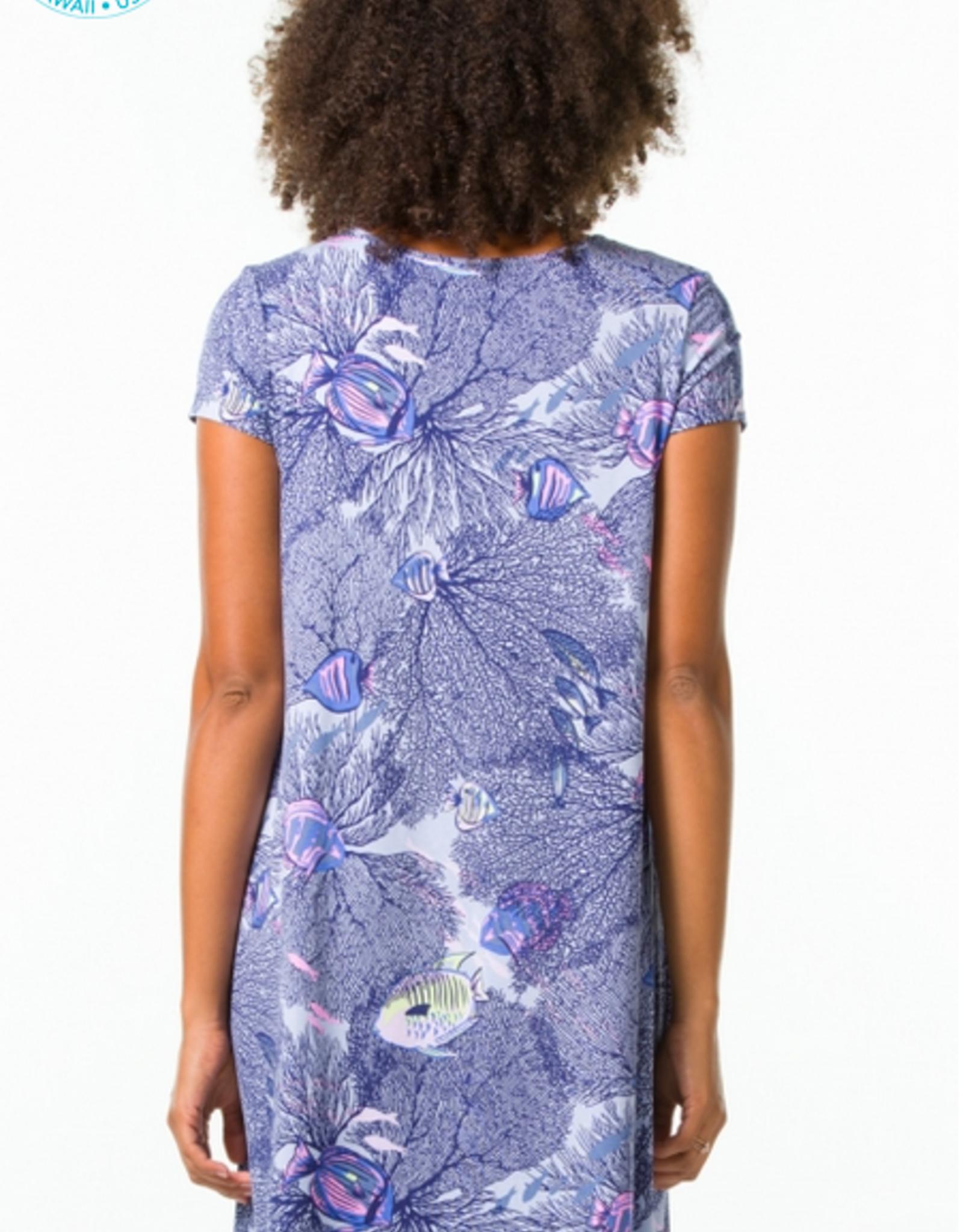 TORI RICHARD KENNEDY DRESS